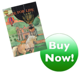 Buy Safe For Life here children's book kindle paperback