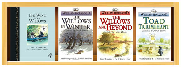 wind in willows classic children's books